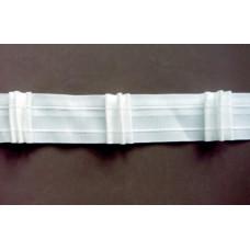 Gordijnband Bandex Tango 5 cm 3 plooien (per meter)