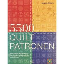 5500 Quiltpatronen - Maggie Malone