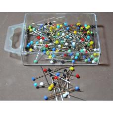 Glaskopspelden 30 mm (200 stuks)