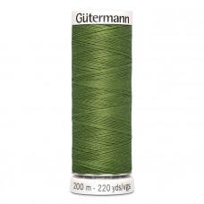Gütermann naaigaren 200m kleur 283 - groen (olijfgroen)
