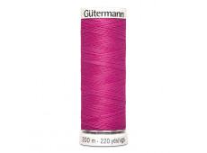 Gütermann naaigaren 200m kleur 733 - roze (cyclaam)