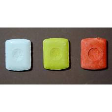 Kleermakerskrijt 10 stuks, mix kleuren