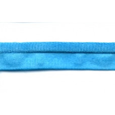 Pipingband - paspelband, 2,5mm blauw (hemelblauw) per meter