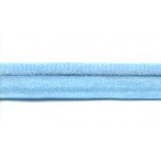 Pipingband - paspelband, 2,5mm blauw (licht blauw) per meter