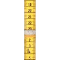 Prym Centimeter Geel/Wit 19mm x 150cm