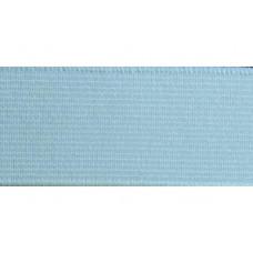 Elastiekband stevig, Tailleband elastiek, 25 mm, wit (per meter)