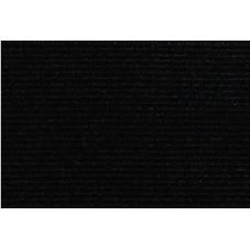 Elastiekband stevig, Tailleband elastiek, 40 mm, zwart (p/m)