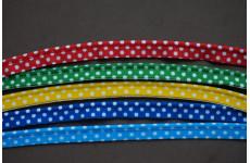 pipingband met stippen (polka dot)