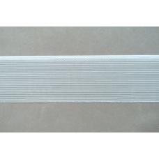 Gordijnband transparant 5 cm (per meter)
