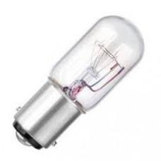 Naaimachinelampje 15watt bajonetfitting