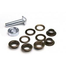 Nestels 11mm brons (15 stuks)