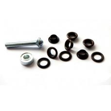 Nestels 11 mm zwart (15 stuks)