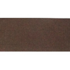 Ribslint bruin 25mm