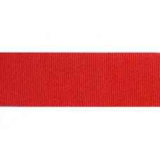 Ribslint rood 25mm