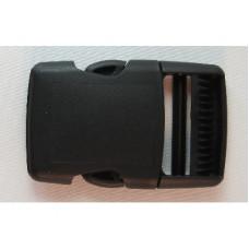 Prym Klikgesp 40 mm zwart (o.a. voor tuinbroek)