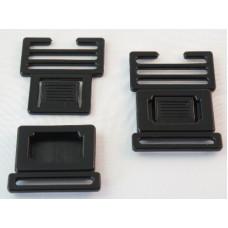 Prym Klikgesp 35 mm zwart (o.a. voor tuinbroek)