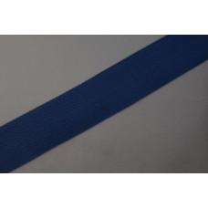 Tassenband 50mm donkerblauw, nylon, per meter