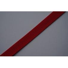 Tassenband 20mm rood, nylon