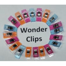 Wonder clips, Quilting clips 20 stuks